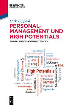 Personalmanagement und High Potentials von Lippold,  Dirk