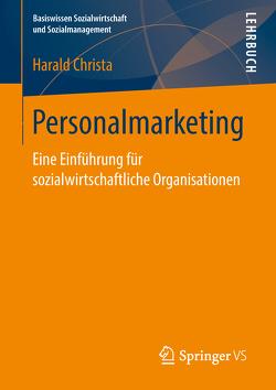 Personalmarketing von Christa,  Harald
