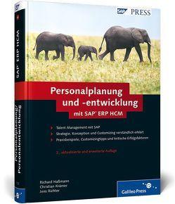 Personalplanung und -entwicklung mit SAP ERP HCM von Haßmann,  Richard, Kramer,  Christian, Richter,  Jens