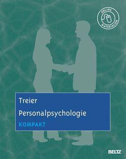 Personalpsychologie kompakt von Treier,  Michael