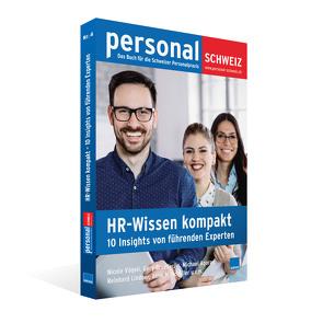 personalSCHWEIZ – Das Buch 2019 von WEKA Business Media AG