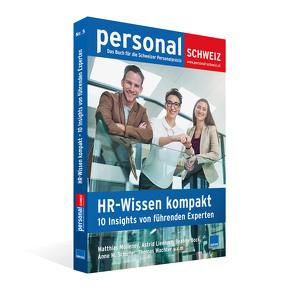 personalSCHWEIZ – Das Buch 2020 von WEKA Business Media AG