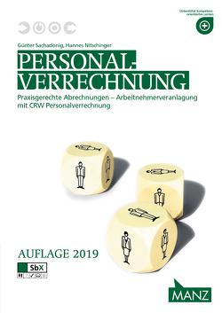 Personalverrechnung (Sachadonig) von Nitschinger,  Hannes, Sachadonig,  Günter