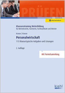 Personalwirtschaft von Krause,  Bärbel, Krause,  Günter