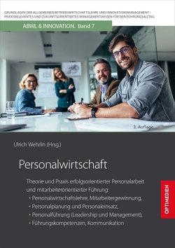 Personalwirtschaft von Prof. Dr. Dr. h.c. Wehrlin,  Ulrich