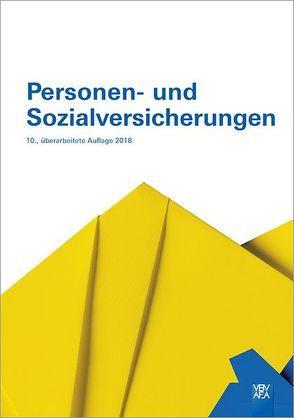 Personen- und Sozialversicherungen von Hirt,  Thomas