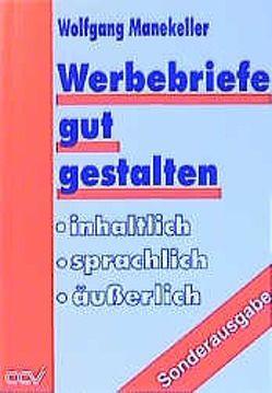Persönliche Briefe – geschäftlich und privat von Manekeller,  Wolfgang u.a.