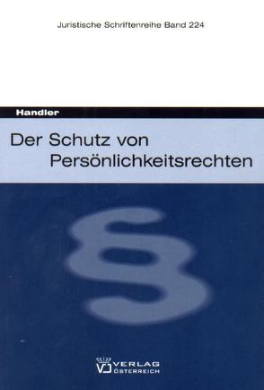 Persönlichkeitsrechte von Frick,  Marie Th