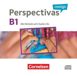Perspectivas contigo – Spanisch für Erwachsene – B1