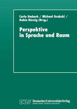 Perspektive in Sprache und Raum von Umbach,  Carla