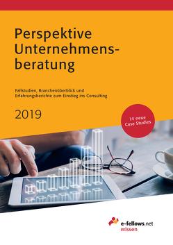 Perspektive Unternehmensberatung 2019 von Hies,  Michael, Kriegbaum,  Sarah
