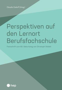 Perspektiven auf den Lernort Berufsfachschule von Caduff,  Claudio