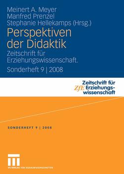 Perspektiven der Didaktik von Hellekamps,  Stephanie, Meyer,  Meinert A., Prenzel,  Manfred