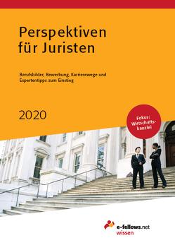 Perspektiven für Juristen 2019 von Güntner,  Bernhard, Hies,  Michael