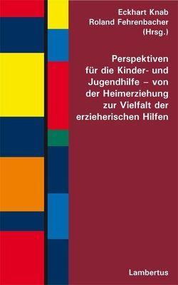 Perspektiven für die Kinder- und Jugendhilfe – von der Heimerziehung zur Vielfalt der erzieherischen Hilfen von Fehrenbacher,  Roland, Knab,  Eckhart