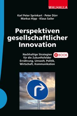 Perspektiven gesellschaftlicher Innovation von Dürr,  Peter, Hipp,  Markus, Sailer,  Klaus, Sprinkart,  Karl Peter