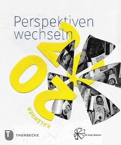 Perspektiven wechseln – Kalender 2020 von Akkermann,  Miriam, Kanske,  Philipp, Müller,  Martin
