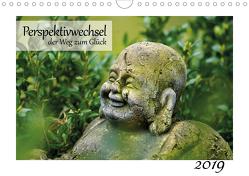 Perspektivwechsel: der Weg zum Glück (Wandkalender 2019 DIN A4 quer) von Vartzbed,  Klaus
