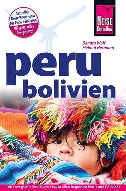Peru, Bolivien von Ferreira Schmidt,  Kai, Hermann,  Helmut, Wolf,  Sandra