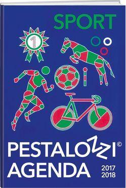 Pestalozzi-Agenda 2017/18 von Dürig,  Regina, Linsmayer,  Charles, Linsmayer,  Paul, Savolainen,  Patrick
