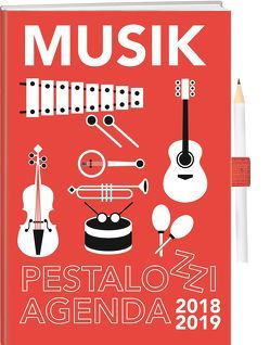 Pestalozzi-Agenda 2018/19 von Dürig,  Regina, Linsmayer,  Charles, Linsmayer,  Paul, Savolainen,  Patrick