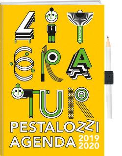 Pestalozzi-Agenda 2019/20 von Linsmayer,  Charles
