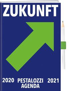 Pestalozzi-Agenda 2020/21 von Linsmayer,  Charles