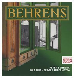 Peter Behrens. Das Nürnberger Intermezzo von Glaser,  Silvia, Krutisch,  Petra