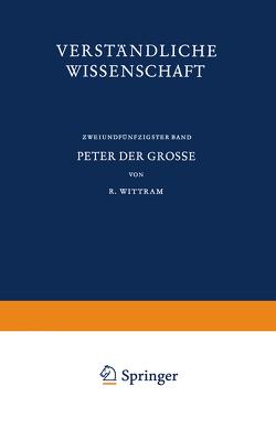 Peter der Grosse von Wittram,  Reinhard