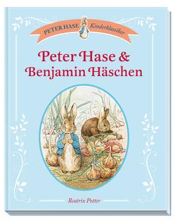 Peter Hase & Benjamin Häschen von Potter,  Beatrix