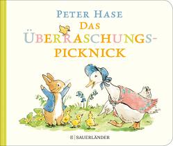 Peter Hase Das Überraschungspicknick von Potter,  Beatrix