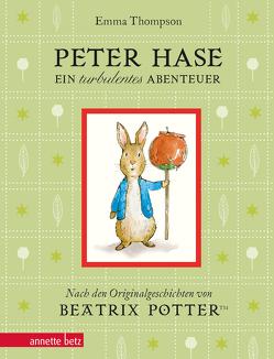 Peter Hase – Ein turbulentes Abenteuer von Taylor,  Eleanor, Thompson,  Emma