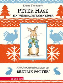 Peter Hase – Ein Weihnachtsabenteuer von Ernst,  Alexandra, Taylor,  Eleanor, Thompson,  Emma