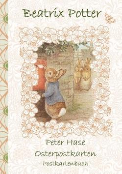 Peter Hase Osterpostkarten – Postkartenbuch von Potter,  Beatrix, Potter,  Elizabeth M.