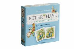Peter Hase und seine Freunde – Das Memo-Spiel von Potter,  Beatrix