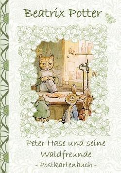 Peter Hase und seine Waldfreunde von Potter,  Beatrix, Potter,  Elizabeth M.
