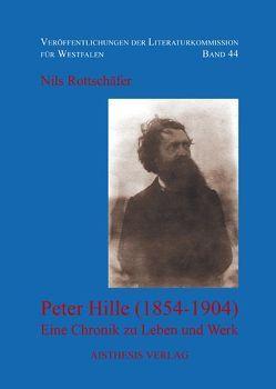 Peter Hille (1854-1904) von Rottschäfer,  Nils