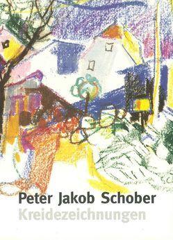 Peter Jakob Schober – Kreidezeichnungen von Sonntag,  Dina, Stadt Böblingen