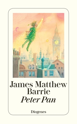 Peter Pan von Barrie,  James Matthew, Buchner,  Christiane, Tichy,  Martina
