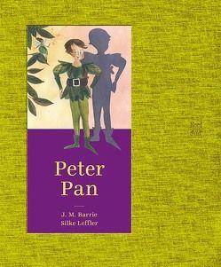 Peter Pan von Barrie,  J M, Leffler,  Silke, Wilms,  Bernd