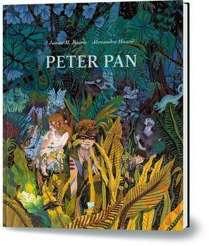 Peter Pan von Barrie,  James Matthew, Huard,  Alexandra, Lammers,  Astrid