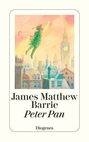 Peter Pan von Barrie,  James Matthew, Buchner,  Christiane, Tichy,  Martina