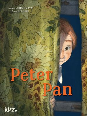 Peter Pan von Barrie,  James Matthew, Deutsch,  Xavier, Gréban,  Quentin