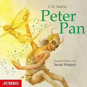 Peter Pan von Barrie,  James Matthew, Weigert,  Jacob