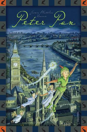 Peter Pan (Anaconda Kinderklassiker) von Barrie,  James Matthew, Landgraf,  Kim