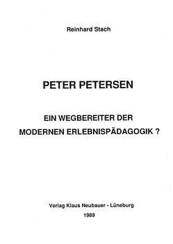 Peter Petersen von Stach,  Reinhard, Ziegenspeck,  Jörg