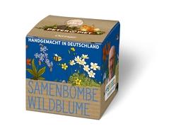 Peter & Piet. Samenbombe Wildblume von Reich,  Stefanie, Wohlleben,  Peter