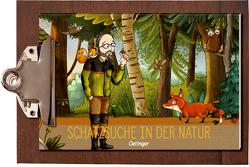 Peter & Piet. Schatzsuche in der Natur von Reich,  Stefanie, Wohlleben,  Peter