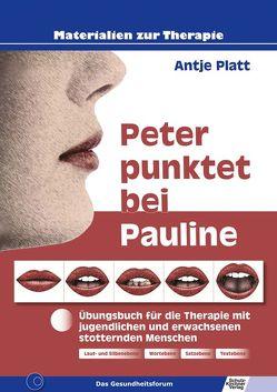 Peter punktet bei Pauline von Platt,  Antje