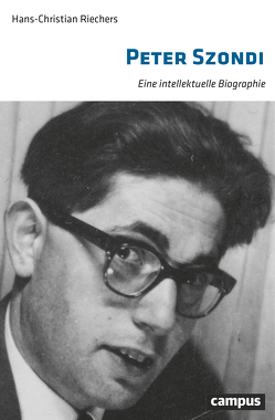 Peter Szondi von Riechers,  Hans-Christian